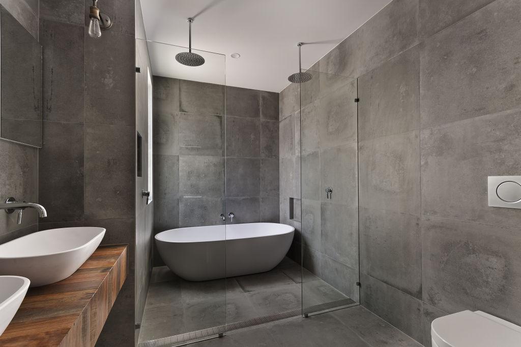 Bathroom Design - Wet and Dry Zones