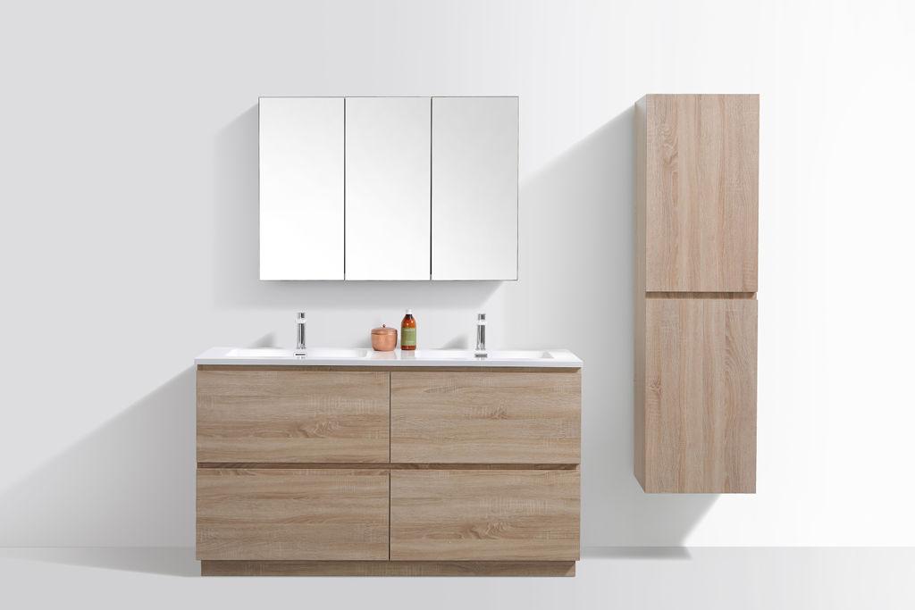 Wall-Hung Vanities vs Freestanding Vanities – Freestanding Bathroom Vanity