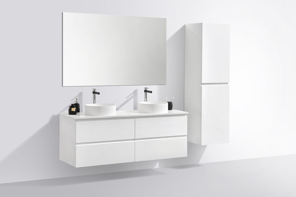 Wall-Hung Vanities vs Freestanding Vanities – Wall-Hung Bathroom Vanity