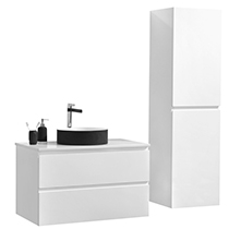 Bathroom Vanities and Storage