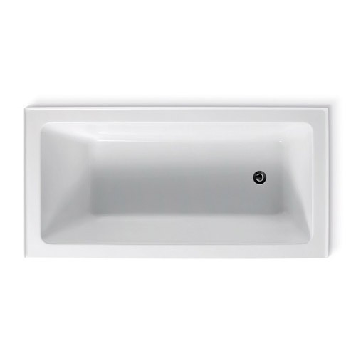 Arco Inset Bath 3Tile Flange R