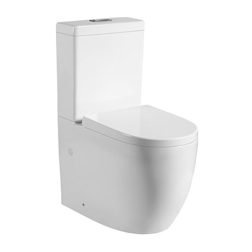 Wall Faced Toilet Suite