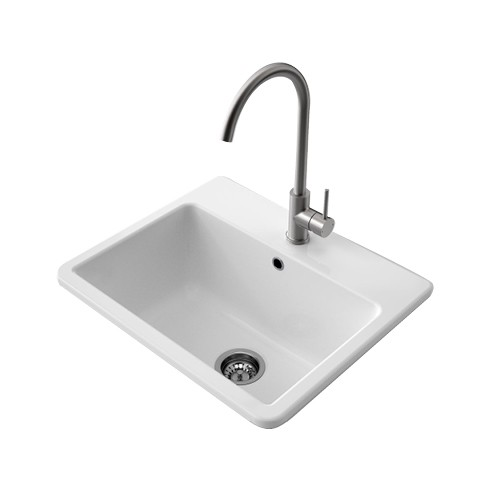 Cubus Laundry Vanity Basin 1TH