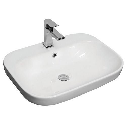 Geneva 600 Inset Vanity Basin