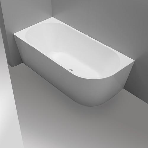Gia Freestanding Cnr Bath 1500