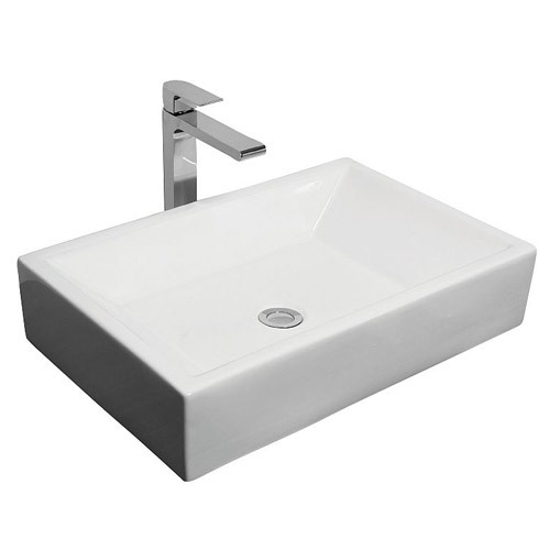 Infinite Ceramic Vanity Basin