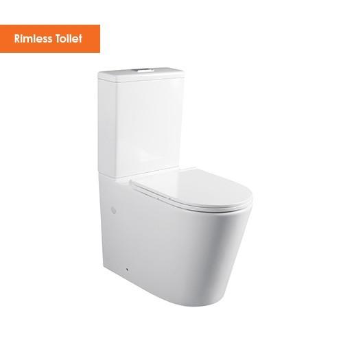Eleni Rimless Toilet