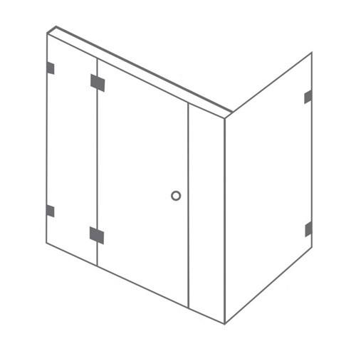 In-Design Frameless Shower