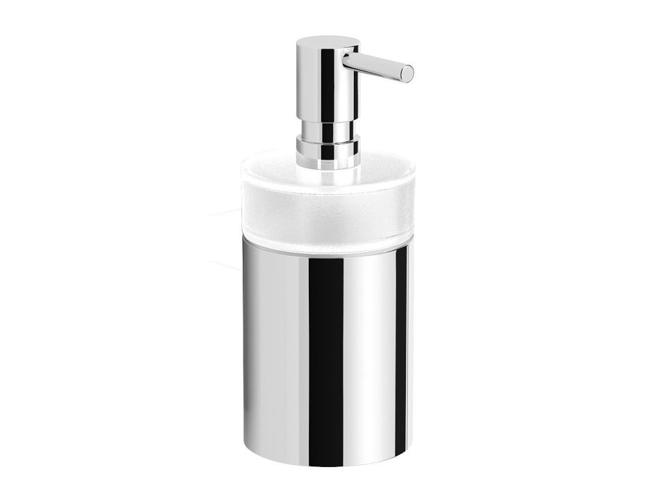 Luminair Round Soap Dispenser