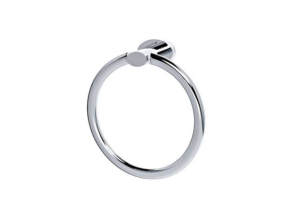 Oval Towel Ring