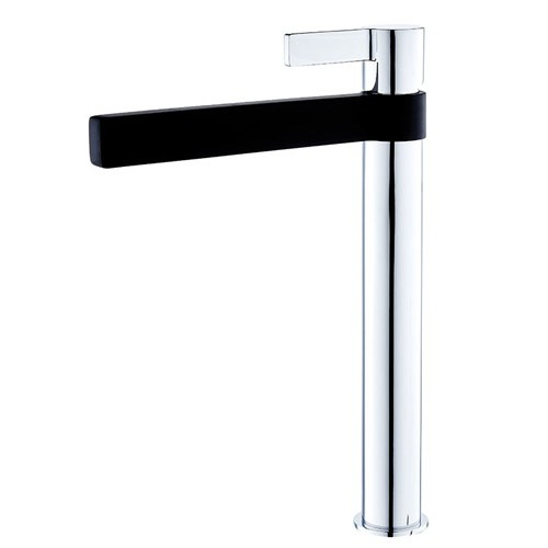 Eleni Tall Basin Mixer-BLK