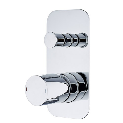 Jordy Wall Mixer with Diverter