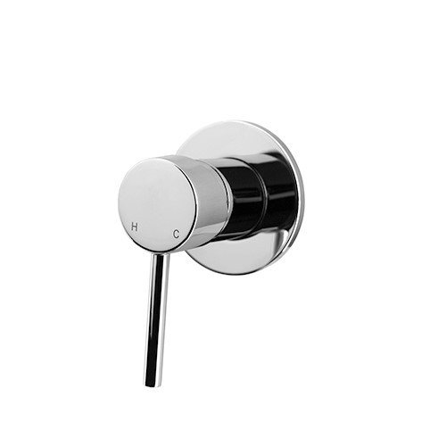 Polar Wall Bath/Shower Mixer