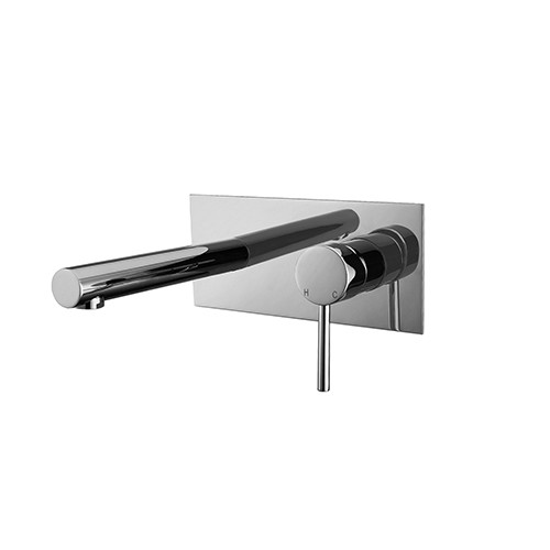 Polar Wall Basin/Bath Mixer