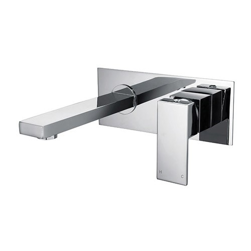 Vector S2 Wall Basin/Bath Mix