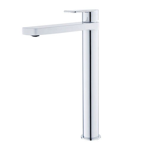 Zoe Tall Basin Mixer-WHT