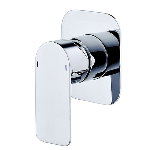 Zoe Wall Bath/Shower Mixer