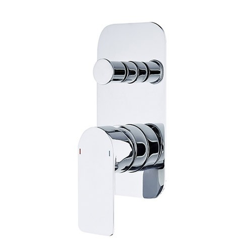 Zoe Wall Mixer with Diverter