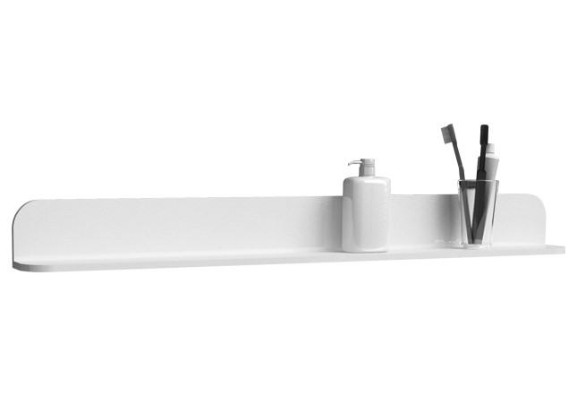 Linear Bathroom Shower Shelf