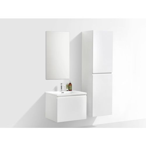 Lunar Wall Hung Vanity 600mm
