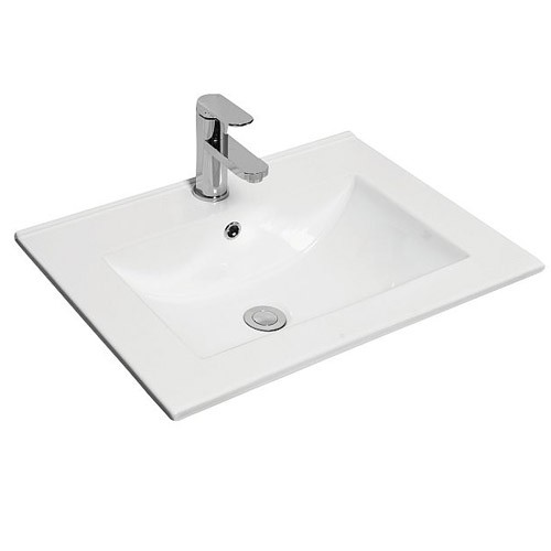 Versatile Inset Vanity Basin