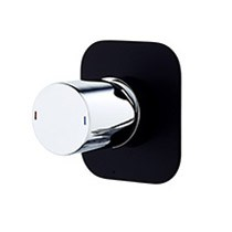 Jordy Wall Bath/Shower Mxr-BLK