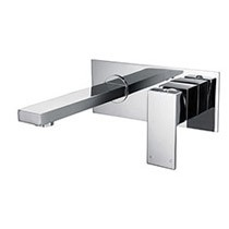Vector S2 Wall Basin/Bath Mix