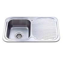 Sheffield 1 Bowl Sink