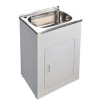 Laundry Trough & Cabinet 45L