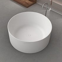 Drum Freestanding Bath