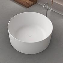 Drum Freestanding Bath