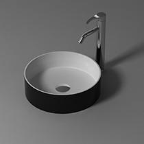 Drum Counter Basin BLACK