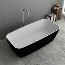Hios Freestanding Bath BLACK