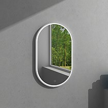 Hios Oval LED Mirror
