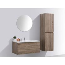 Lunar Wall Hung Vanity 1000mm