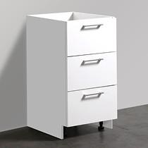 Base Cabinet-3 Drawer 450
