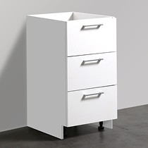 Base Cabinet-3 Drawer 450