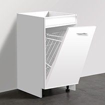 Base Cabinet-LaundryBasket 450