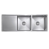 Regal Dble Bowl Kitchen Sink