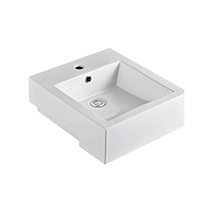 Utah Semi Recessed Basin