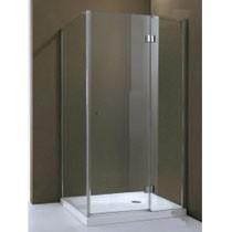 Vetro Semi-Frameless Shower